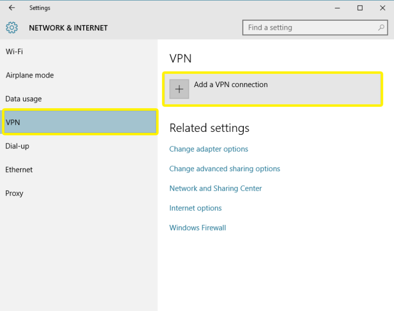 How To Set Up A VPN In Windows 10 - Here's The Ultimate Guide 4