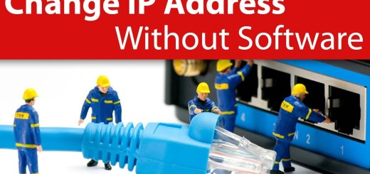 How to Change Your IP Address in Windows and MAC OS