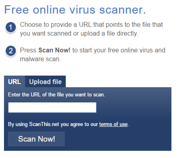 List Of 5 Best Online Antivirus - Scan Files Online 5