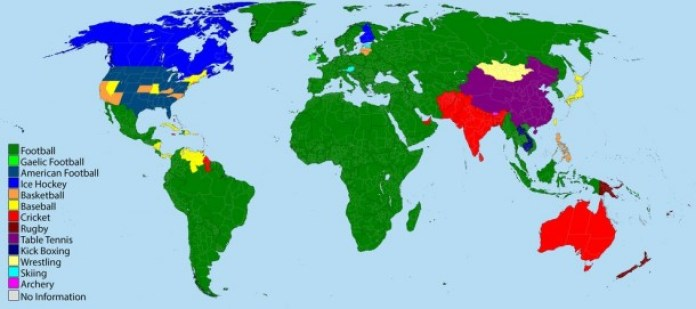 15 Maps That Will Change How You See The World 14