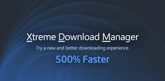 Xtreme Download Manager
