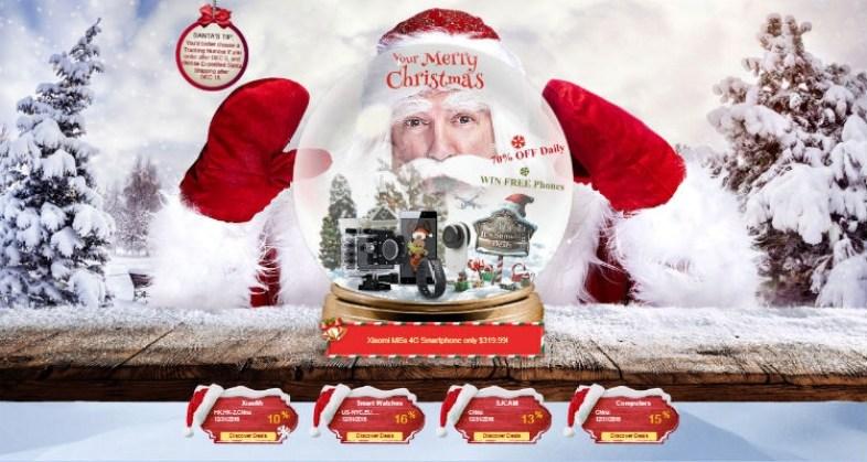 Gearbest christmas Sale 2016