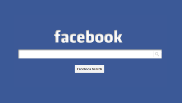 How To Search Anything On Facebook