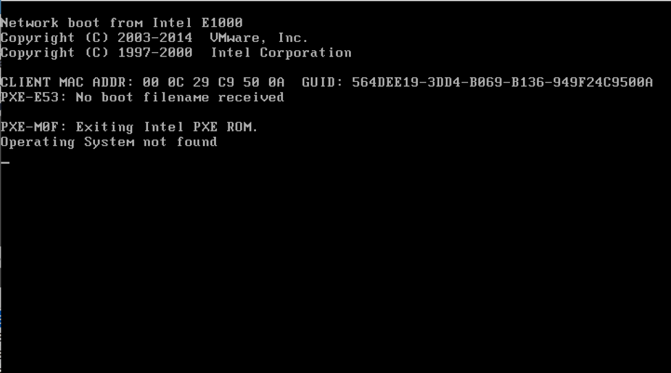 Image: System unable find OS after MBR chnages | Palo Alto Networks
