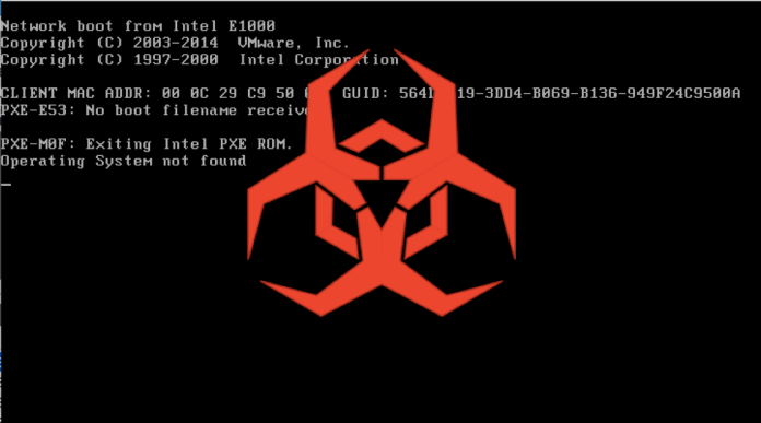 Virtual Machine Killer Malware