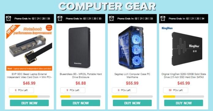 computer gear