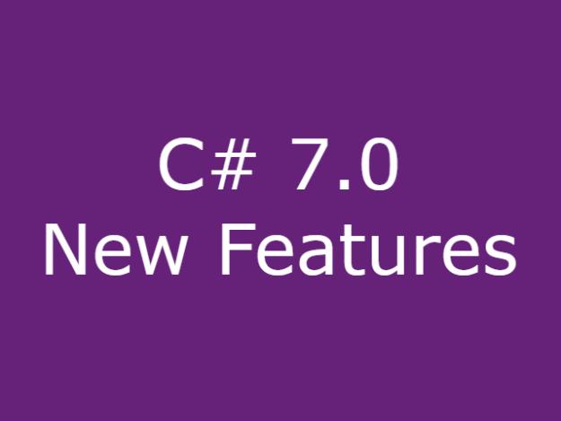 Switch Statement Enhancements in C# 7.0
