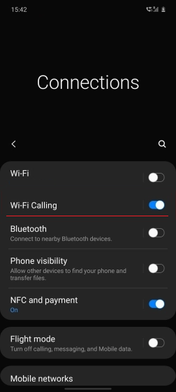 How to Enable Wifi Calling on Android and Ios on Airtel and Jio, WiFi Calling on Samsung Devices