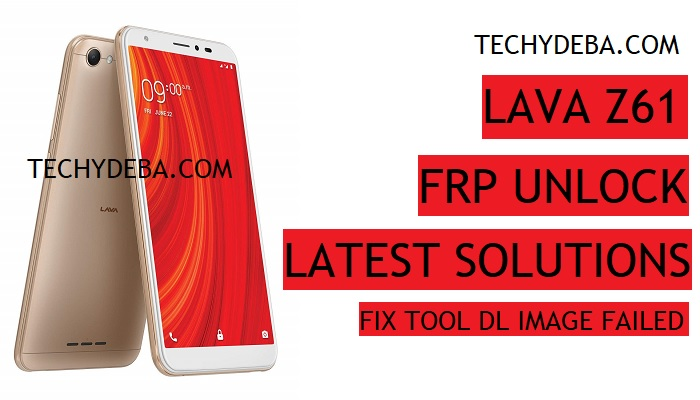 Frp Unlock Fix Sp Flash Tool | Lehuga