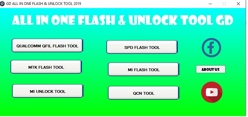 GD ALL in One FLASH & Unlock Tool Latest | Techy Deba