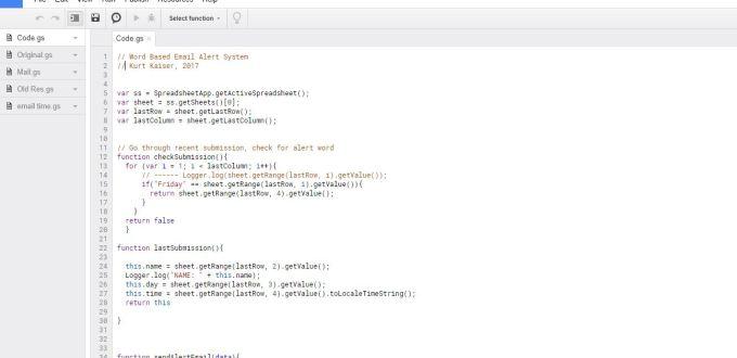 Google Apps Script – Page 3 – tech, yes please