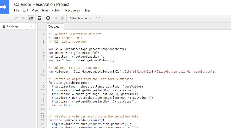 How to Code in Google Apps Script – Beginner Project Tutorial – tech