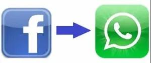Link Facebook to WhatsApp