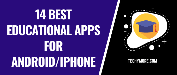 14 Best Educational Apps for Android/iPhone