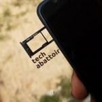 Tecno Camon CM SIM Slot