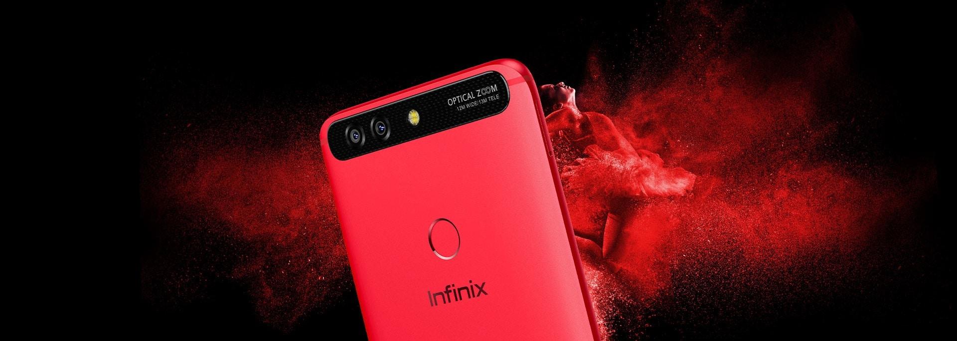 Infinix Zero 5 Camera