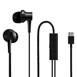 Xiaomi Noise Cancellation In-ear Earphones Type-C