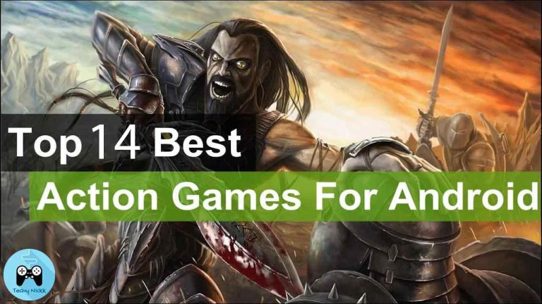 14 Best Action Games for Android Users