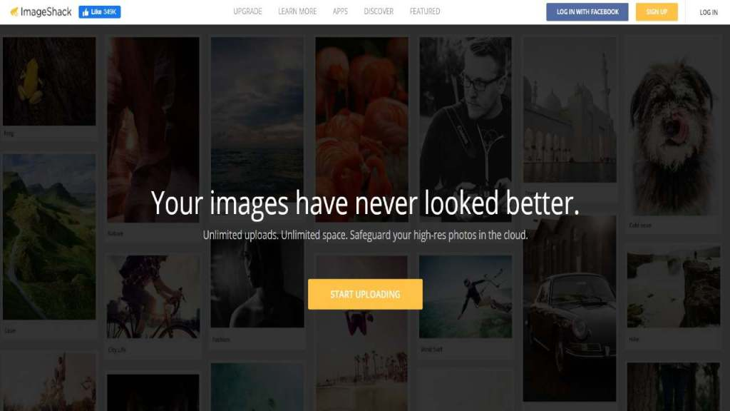 Imageshack is one of the best Tinypic alternatives