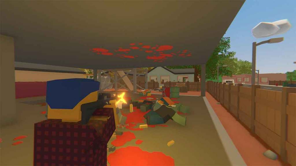 Unturned is one of the best free to play steam game