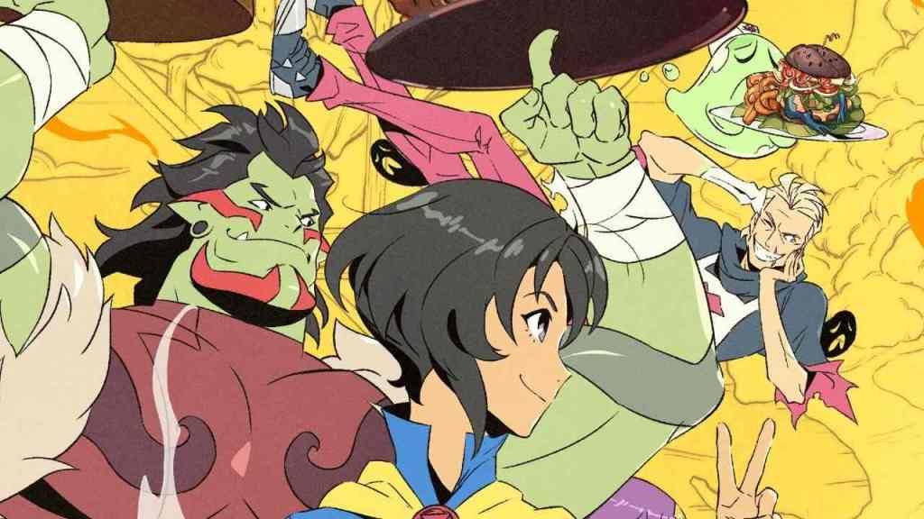 battle Chef Brigade is an amazing action game, where you'll be managing restaurant