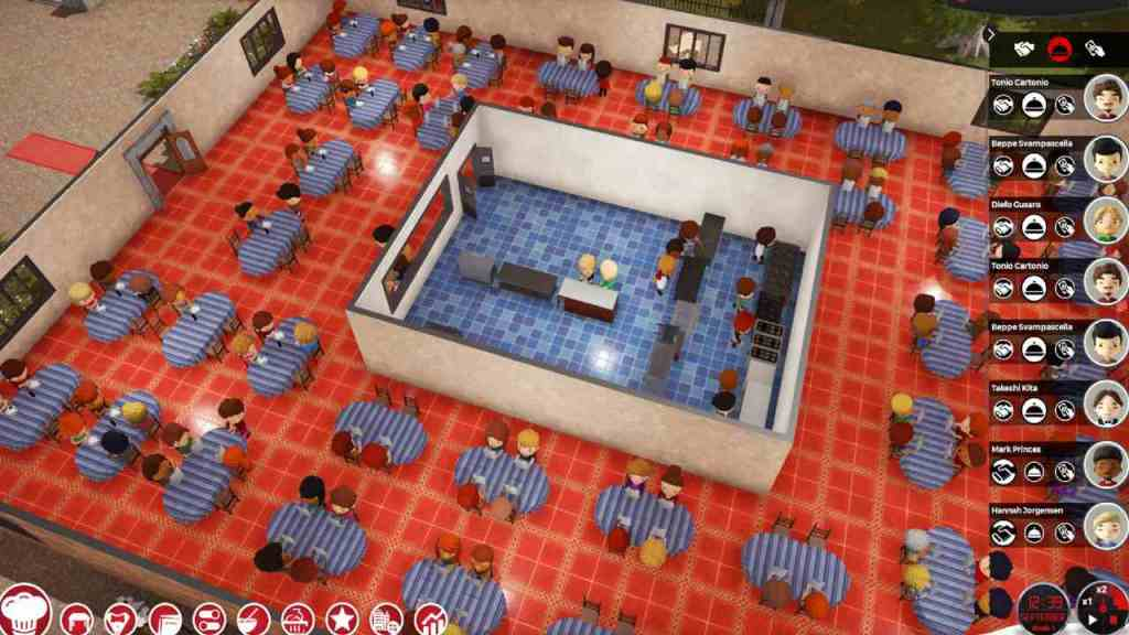 Chef Tycoon is one of the best cooking games for PC and one of the bet restaurant games for pc