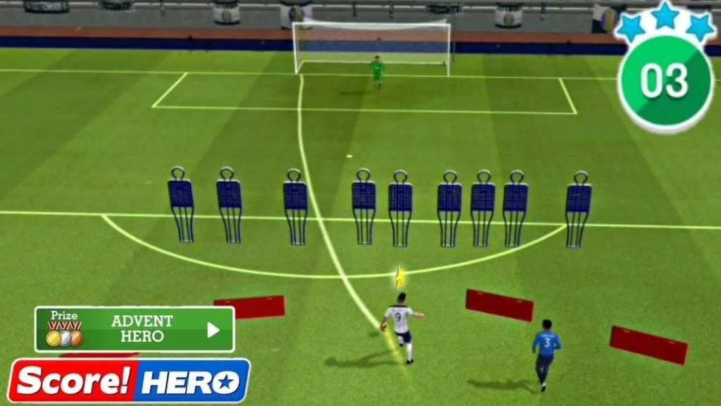 Best offline games in football genre