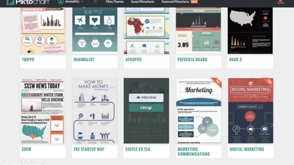 Piktochart is one of the best Canva alternatives right now