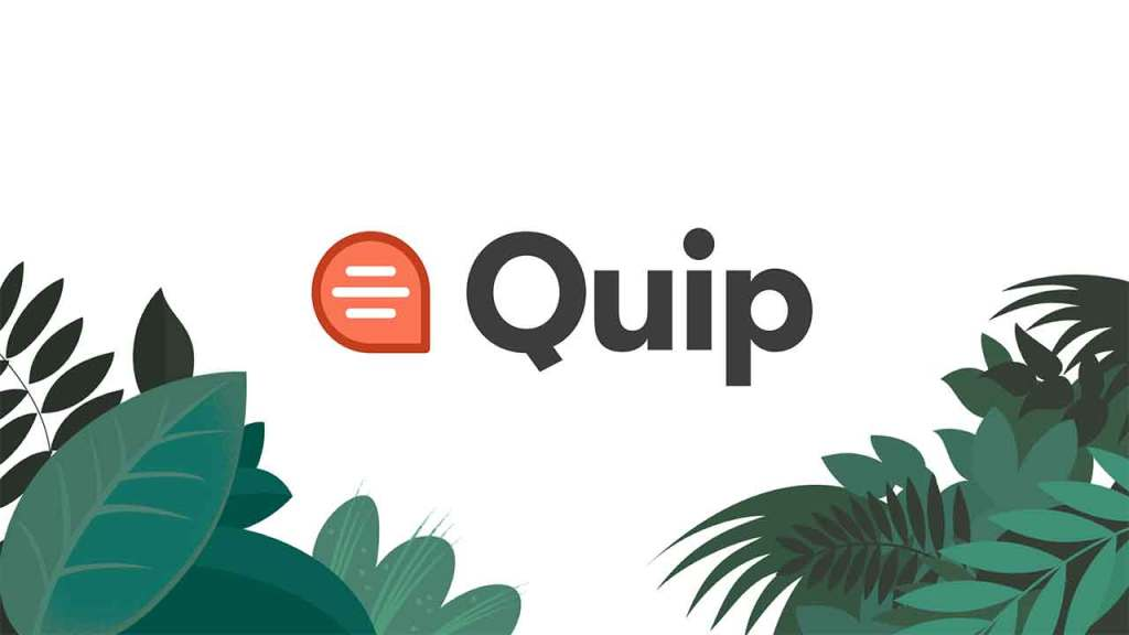 Quip is one of the best editing tools to create your documents with collaborations