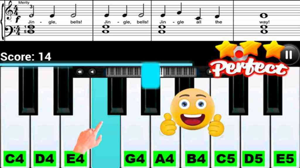 Real Piano Teacher by Mobobi is one of the best Piano apps for android & for beginners