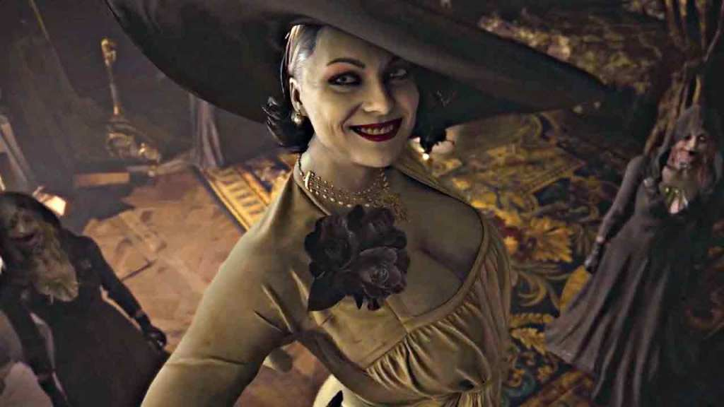 Let us know about Alcina Dimitriscu or the vampire tall lady. She is one the main villains of Resident Evil Village