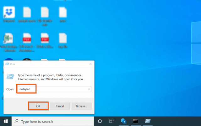 Search Notepad