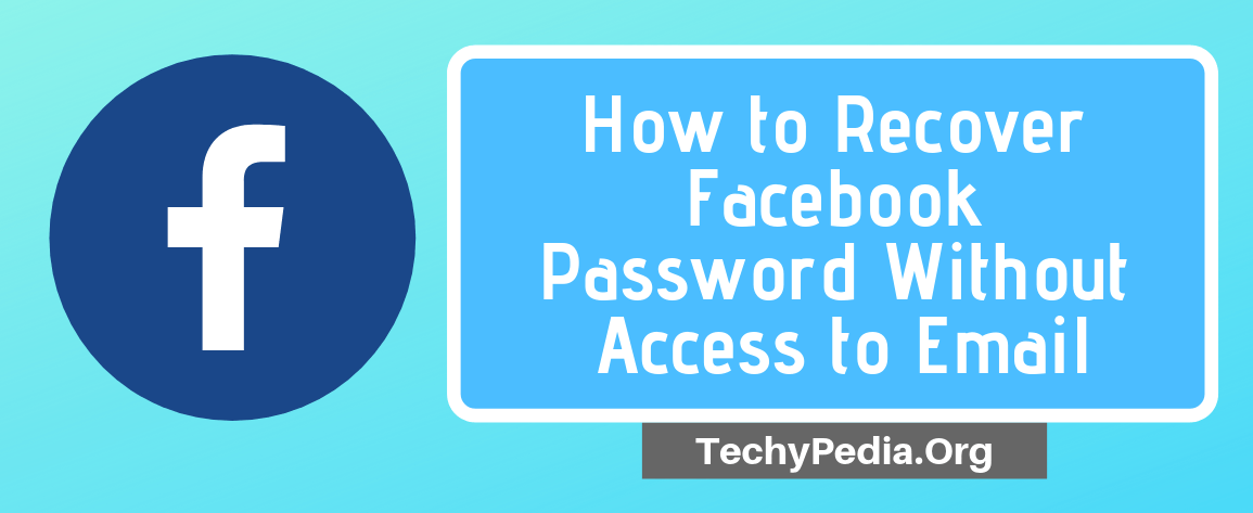 recover facebook account without email