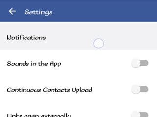 stop, block facebook notifications