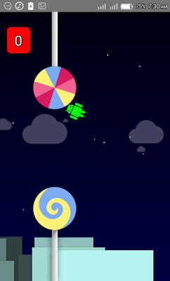 android lollipop hidden secret game