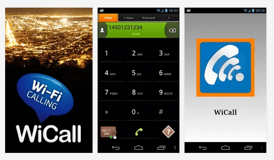 WiCall - VoIP Calling Apps