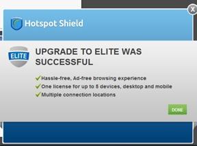 Upgrade To Elite