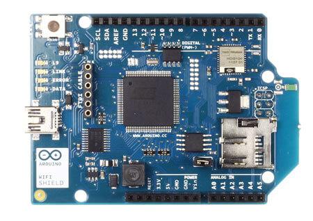 Wifi Shield-Arduino