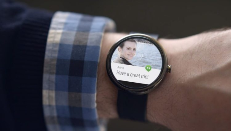 Android Weear-Moto360
