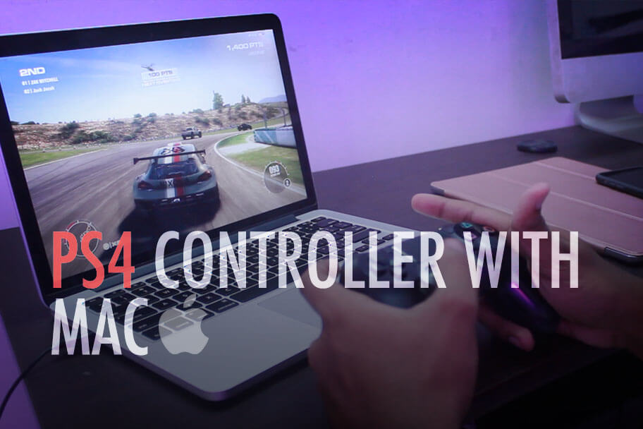 Why Doesnt My Ps4 Controller Work For Emulator On Mac