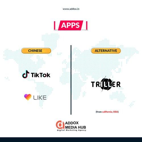 Best-Chinese-Apps-and-Its-Alternative-Addox-Media-Hub-Triller (Best Alternative for TikTok & Likee)