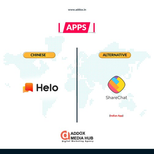 Best-Chinese-Apps-and-Its-Alternative-Addox-Media-Hub-Share Chat (Best Alternative for Helo)