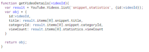 How to Change YouTube Title With Real Time View Count, The Tom Scott way Google Script Image