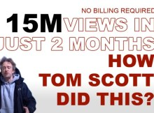 How to Change YouTube Title With Real Time View Count, The Tom Scott way.