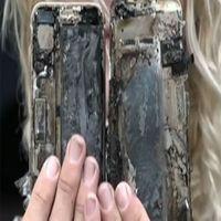 Și iPhone 7-le explodează.