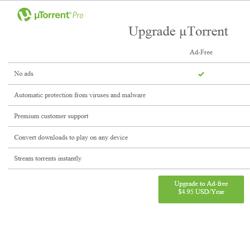 Tutorial – Cum scapi de reclame în uTorrent gratuit