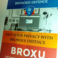 stegano broxu - browser defence