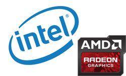 Intel va scoate calculatoare cu plăci video AMD