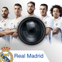 Real Madrid selfie app