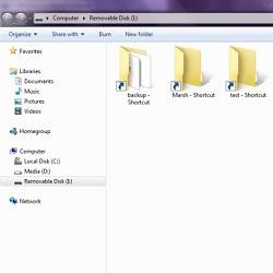 Tutorial – Cum scăpăm de Virus Shortcut